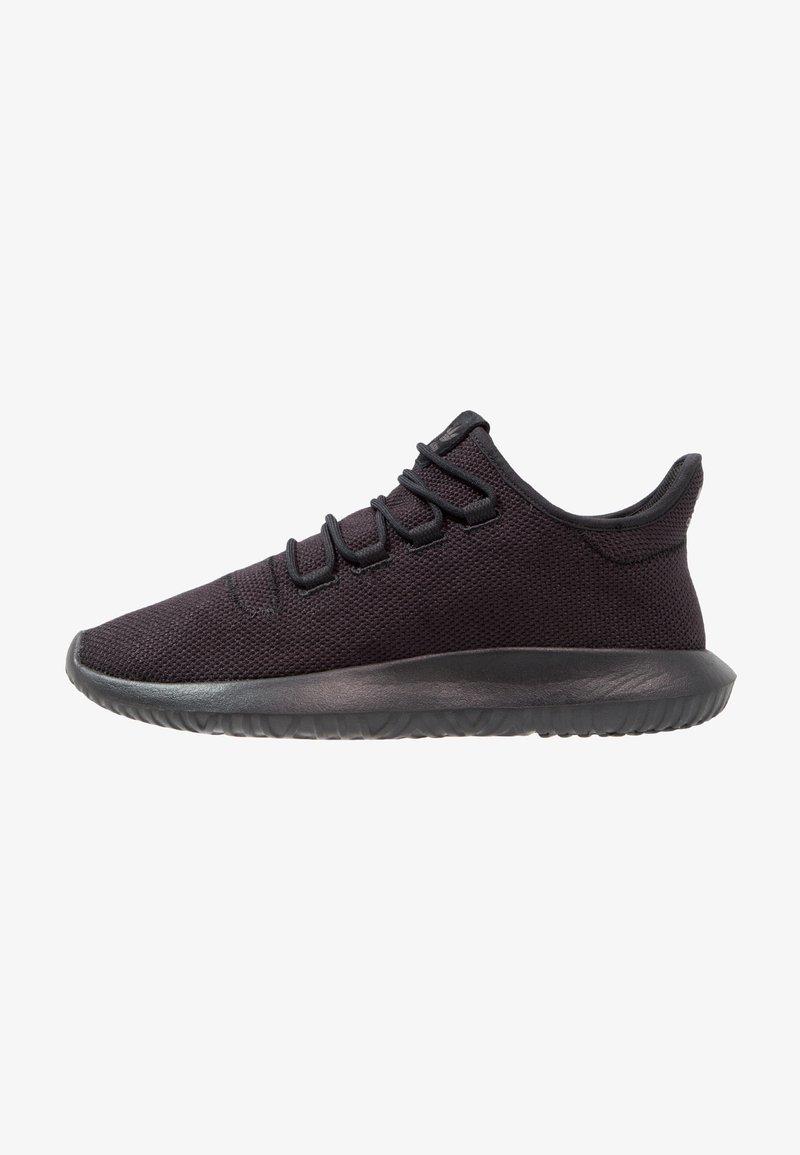 adidas Originals - TUBULAR SHADOW - Sneakers laag - core black/white