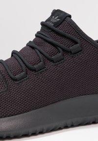 adidas Originals - TUBULAR SHADOW - Trainers - core black/white - 5