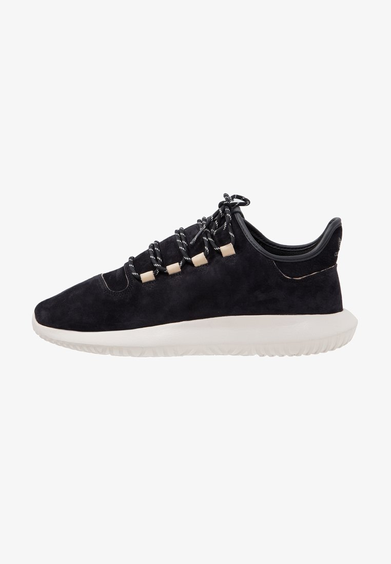 adidas Originals - TUBULAR SHADOW - Sneaker low - core black/clear brown