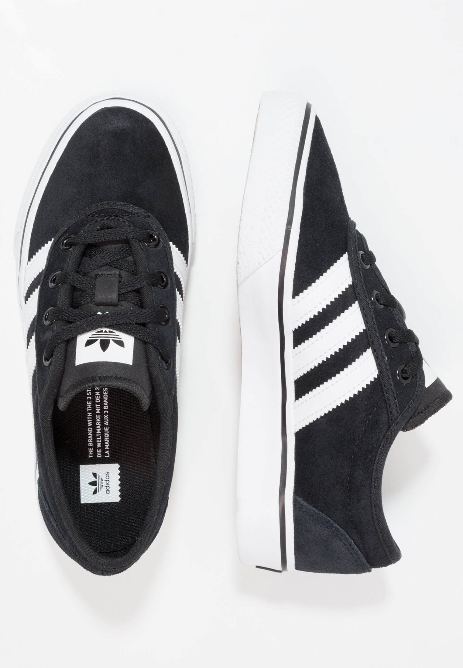 adidas Originals ADI EASE Sneakers laag black Zalando.nl