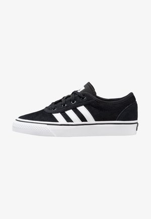 ADI-EASE - Sneaker low - core black/footwear white