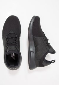 adidas Originals - X_PLR - Sneakers laag - core black/trace grey metallic - 1