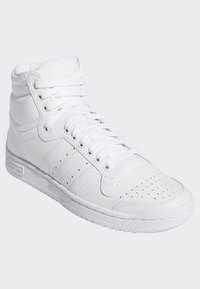 adidas Originals - TOP TEN HI SHOES - Trainers - white - 3