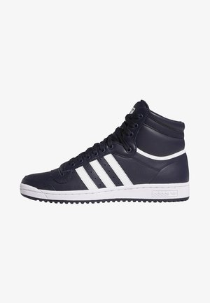 TOP TEN HI SHOES - High-top trainers - Blue