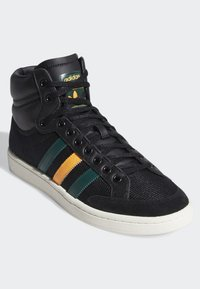 adidas Originals - AMERICANA HI SHOES - High-top trainers - black - 2