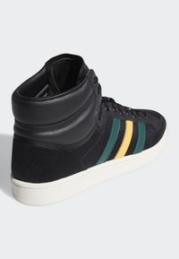 adidas Originals - AMERICANA HI SHOES - High-top trainers - black - 4