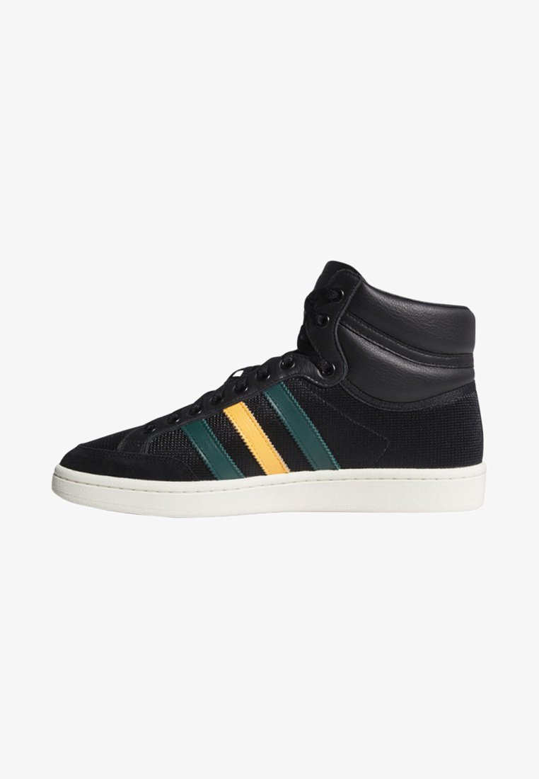 adidas Originals - AMERICANA HI SHOES - High-top trainers - black