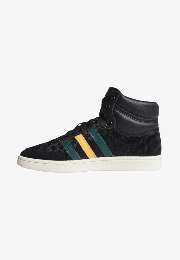 adidas Originals - AMERICANA HI SHOES - Sneakers high - black
