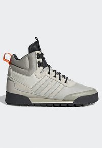 adidas Originals - BAARA BOOTS - High-top trainers - white/grey - 6