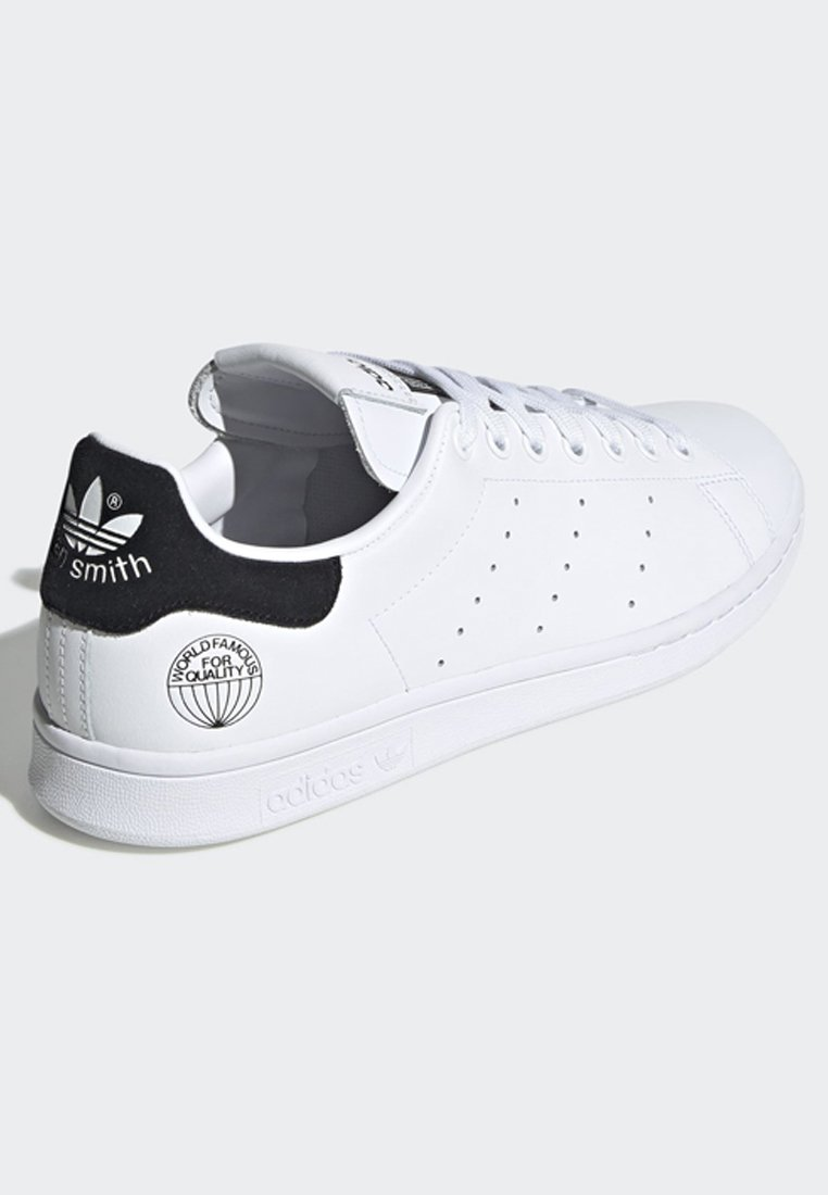 adidas Originals STAN SMITH SHOES - Sneakersy niskie - white