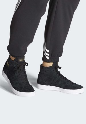 BASKET PROFI SHOES - Sneakersy wysokie - black