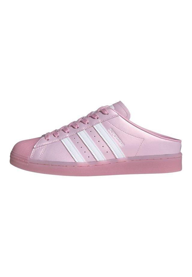 SUPERSTAR MULE SHOES - Sneakersy niskie - pink