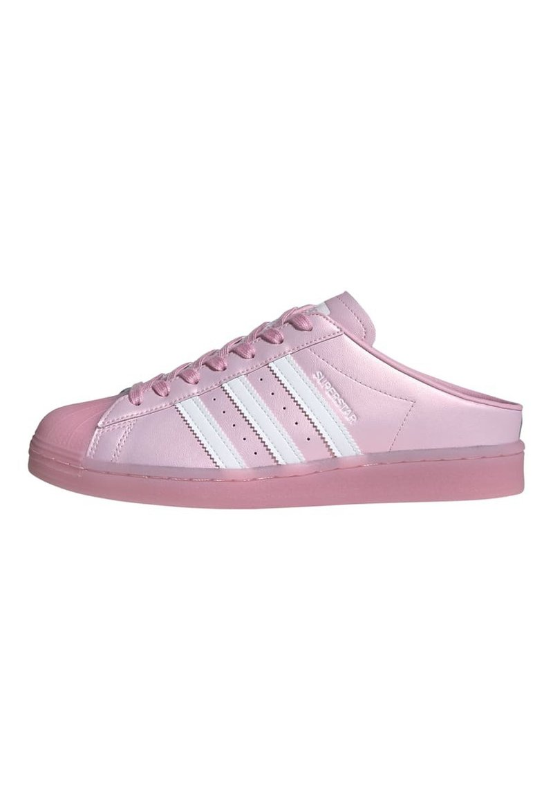 adidas Originals - SUPERSTAR MULE SHOES - Sneakers laag - pink