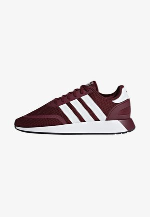 Trainers - red/white
