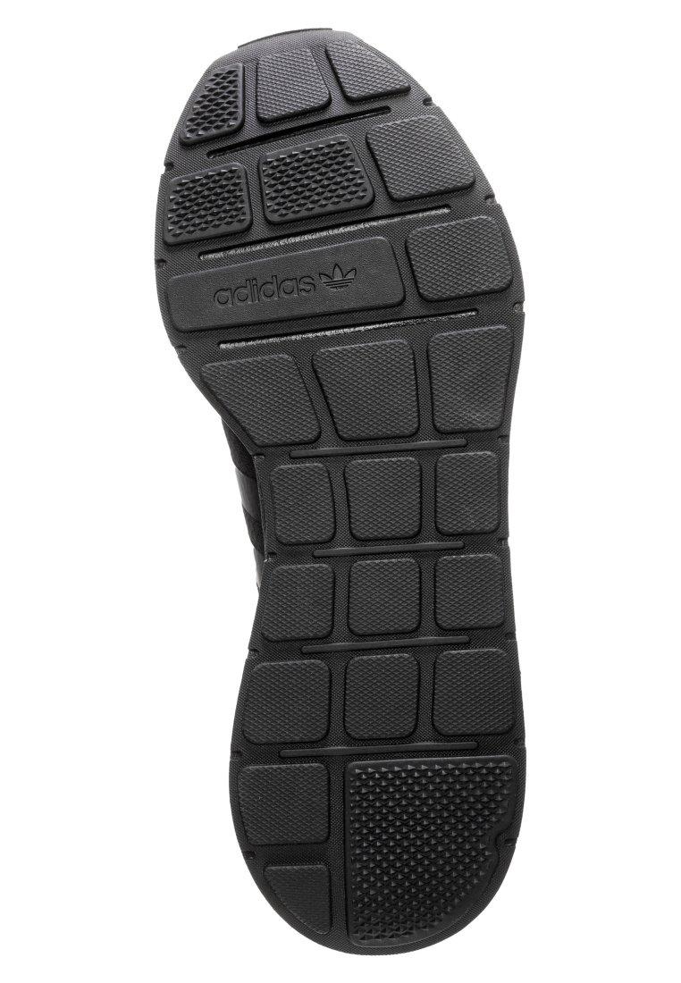 Black BarrierBaskets Adidas Originals Basses grey Swift Run lTFcK1J