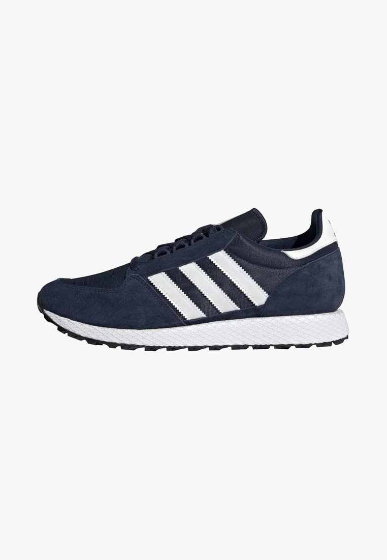 adidas Originals - FOREST GROVE SHOES - Sneakers basse - blue