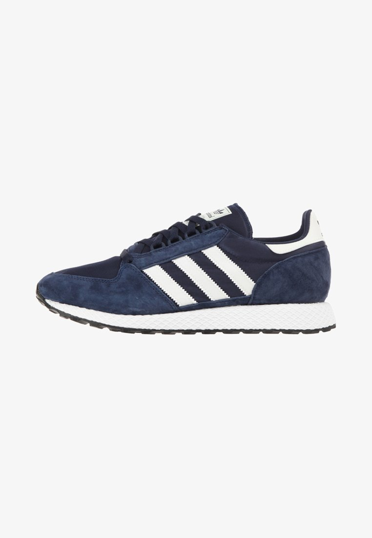 adidas Originals - FOREST GROVE SHOES - Sneakers laag - blue