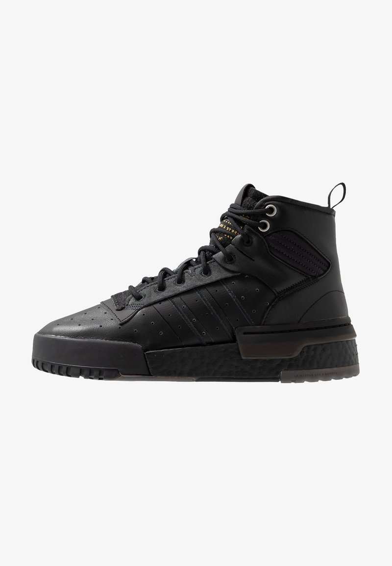 adidas Originals - RIVALRY RM - High-top trainers - core black/carbon/grey six
