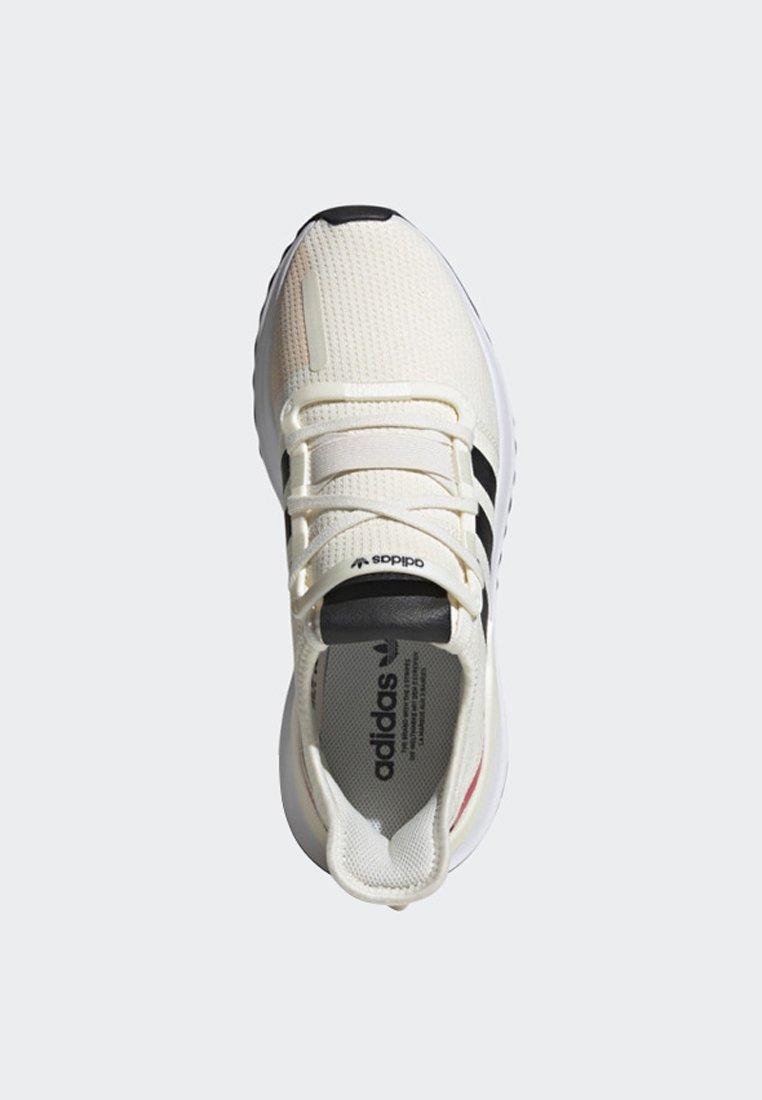 White Adidas Originals ShoesBaskets U path Basses Run m0ON8nvw