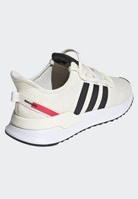 adidas Originals - U_PATH RUN SHOES - Sneakers laag - white - 4