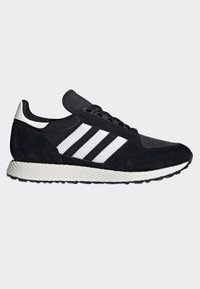 adidas Originals - FOREST GROVE SHOES - Sneakers - black - 6