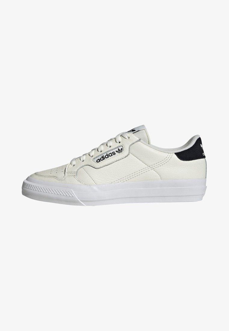 adidas Originals - CONTINENTAL VULC SHOES - Trainers - white
