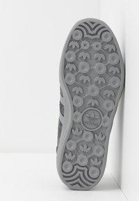 adidas Originals - BROOMFIELD - Sneakers - grey six/grey three/gold metallic - 4