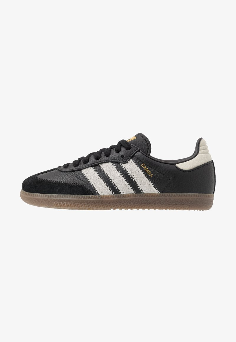SambaBaskets Core Metallic Adidas raw Originals Black Basses gold White XkZiTPOu