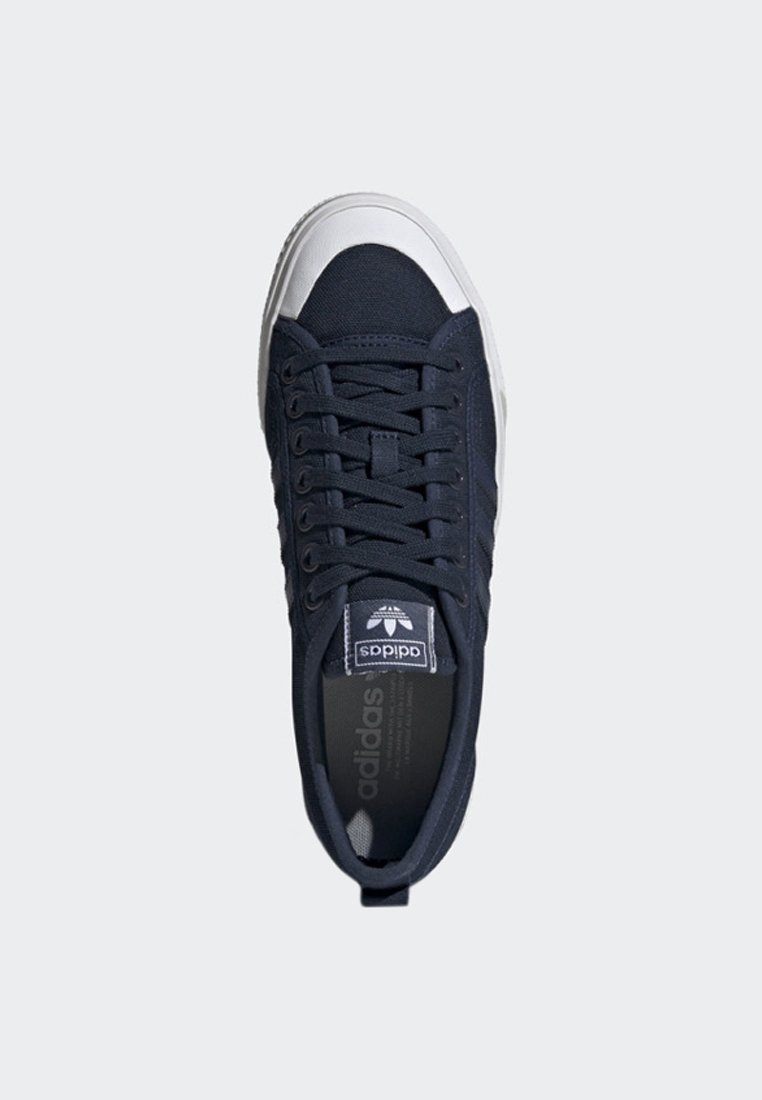 Adidas ShoesBaskets Basses Nizza Originals Blue rxWeCodB
