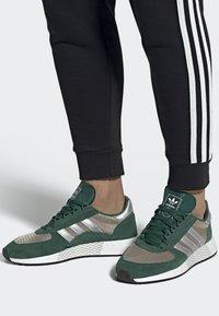 adidas Originals - MARATHON TECH SHOES - Trainers - green - 0