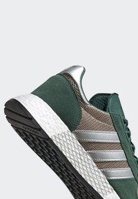 adidas Originals - MARATHON TECH SHOES - Trainers - green - 8