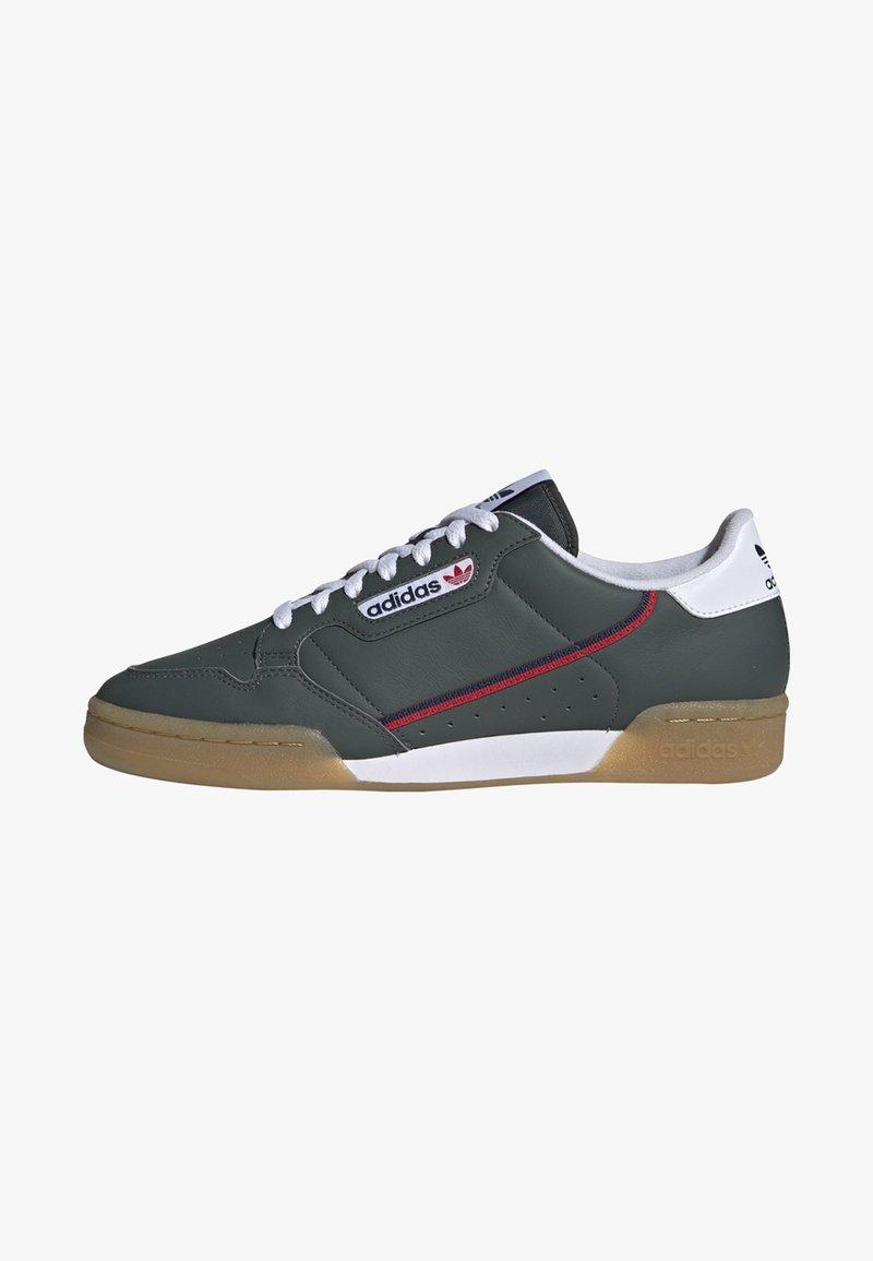 adidas Originals - CONTINENTAL 80 SHOES - Sneaker low - gray
