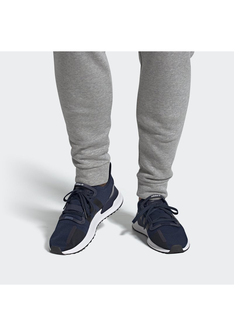 adidas Originals - PATH RUN SHOES - Baskets basses - blue