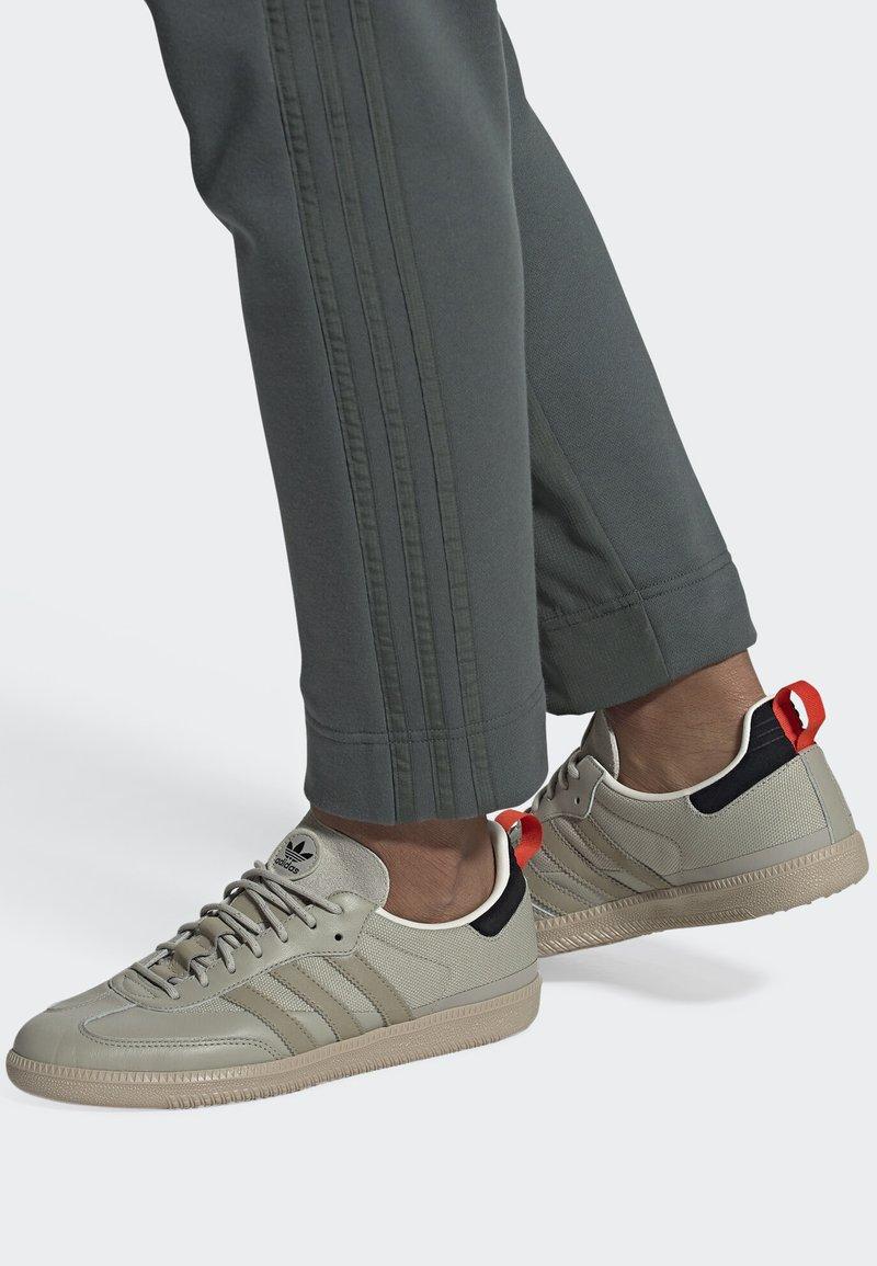 adidas Originals - SAMBA OG SHOES - Sneakers - grey