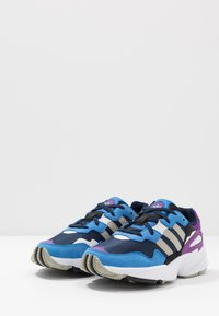 adidas Originals - YUNG-96 - Trainers - collegiate navy/sesam/true blue - 2