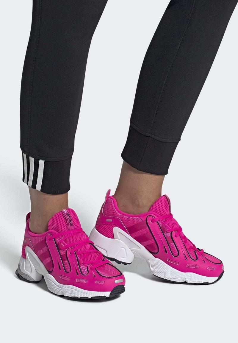 adidas Originals - EQT GAZELLE SHOES - Trainers - pink