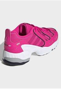 adidas Originals - EQT GAZELLE SHOES - Trainers - pink - 4