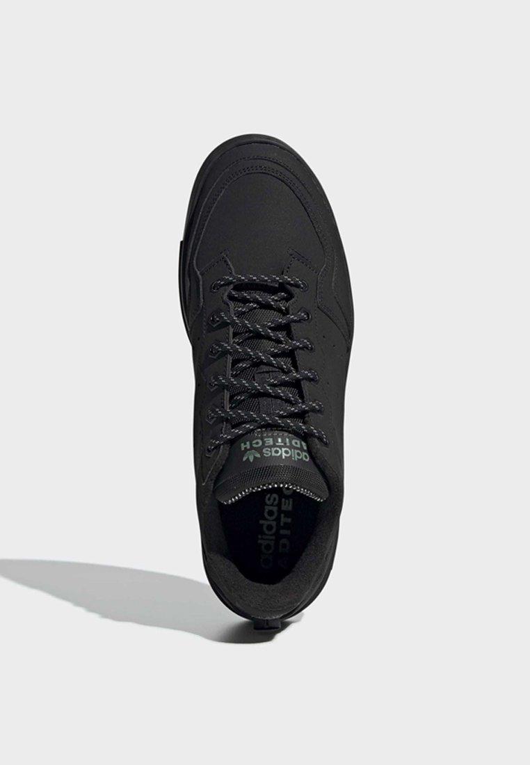 Adidas Originals Supercourt Shoes - Trainers Black