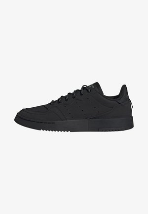 SUPERCOURT SHOES - Sneaker low - black