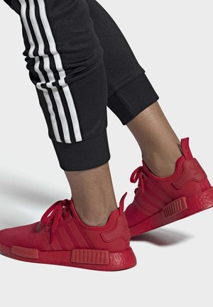 NMD_R1 SHOES - Sneakers - red
