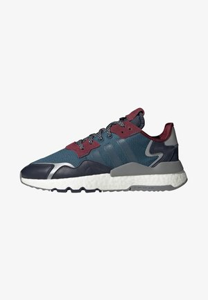NITE JOGGER SHOES - Sneakersy niskie - blue