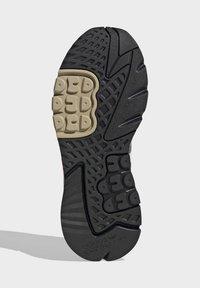 adidas Originals - NITE JOGGER SHOES - Matalavartiset tennarit - silver - 2