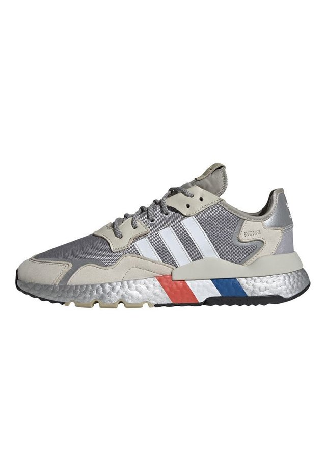 NITE JOGGER SHOES - Sneakers laag - silver