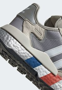 adidas Originals - NITE JOGGER SHOES - Matalavartiset tennarit - silver - 9