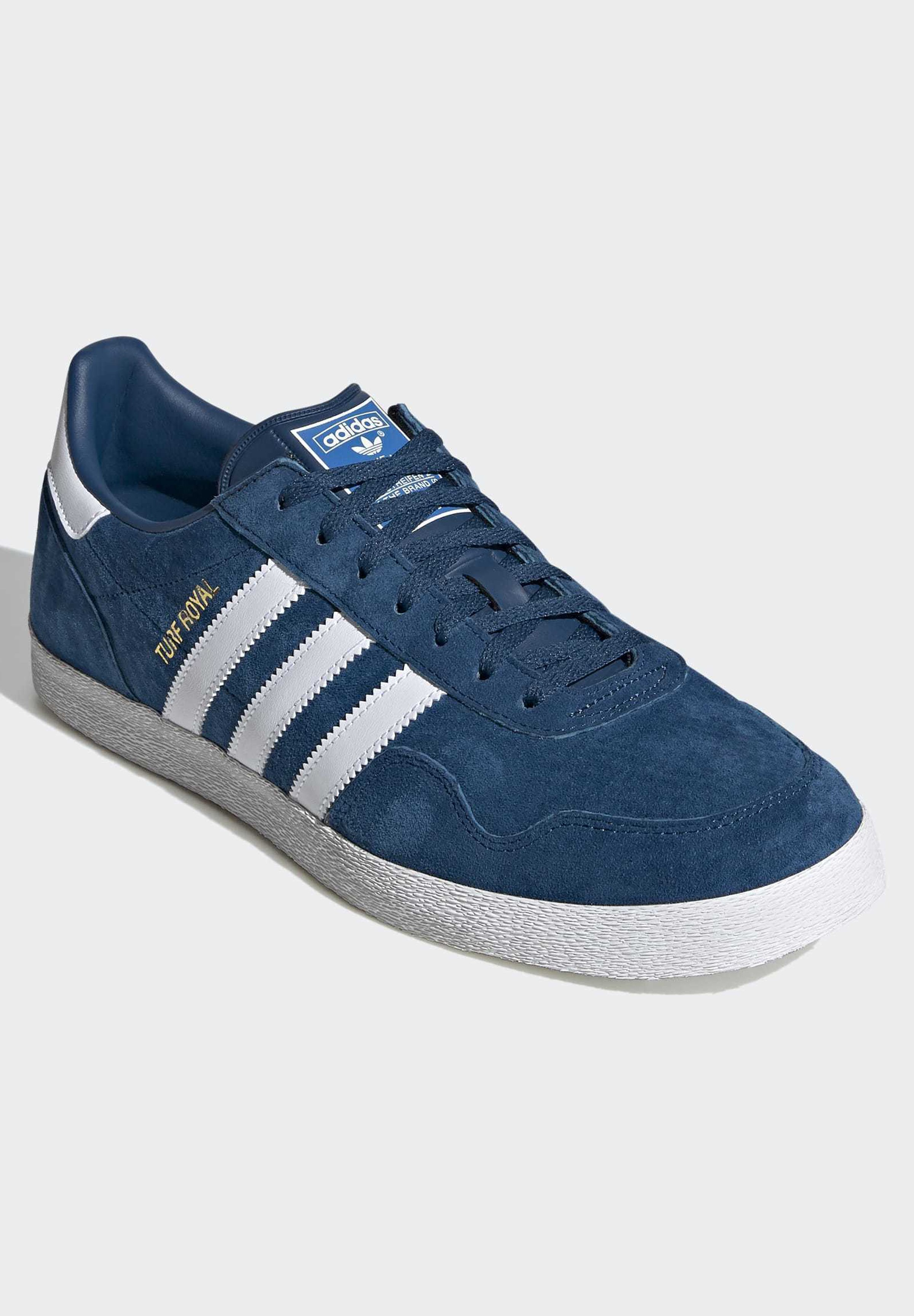 adidas Originals TURF ROYAL SHOES - Sneakersy niskie - blue