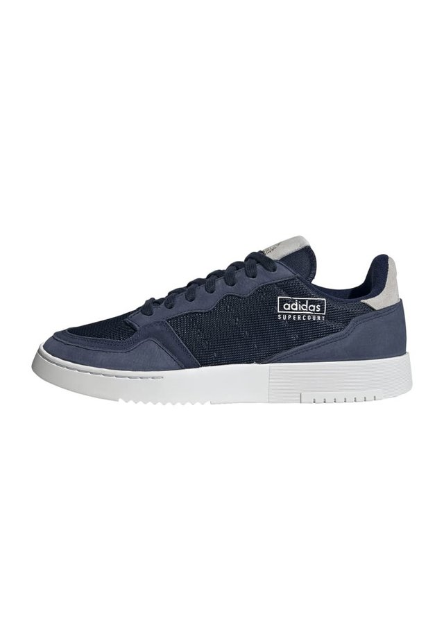 SUPERCOURT SHOES - Sneakers laag - blue