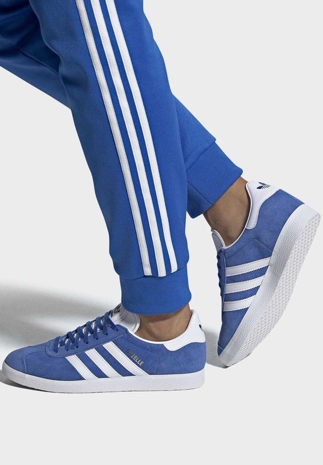 GAZELLE SHOES - Sneakers basse - blue