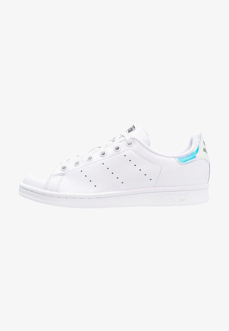 adidas Originals - STAN SMITH - Sneakers laag - white/metallic silver
