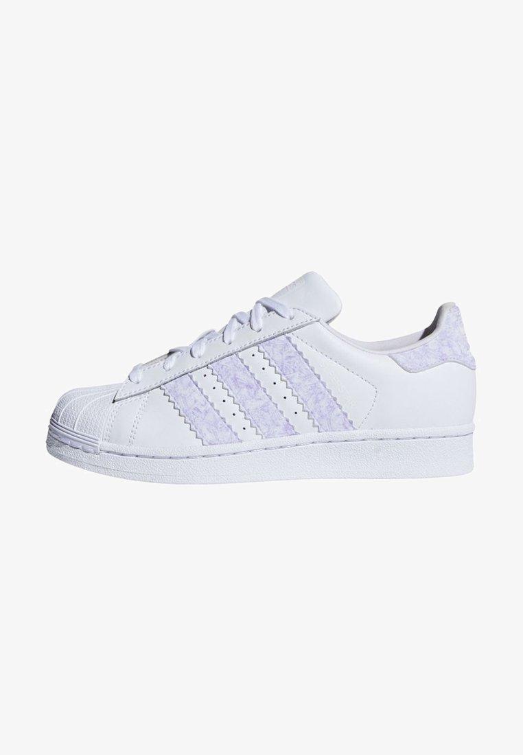 adidas Originals - Superstar Shoes - Skateschuh - white