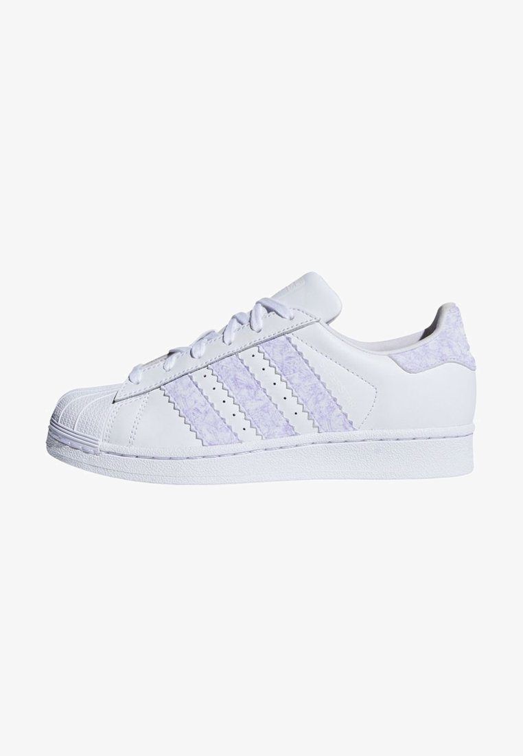 adidas Originals - Superstar Shoes - Skateschuh - white